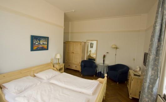 Slaapgedeelte kamer 1