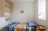 Citrien slaapkamer 1 p - foto: Remco Bosshard