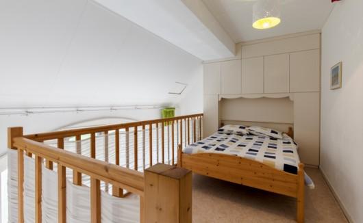 Citrien slaapkamer vide - foto: Remco Bosshard