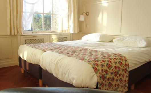 Kamer 4B ruime kamer met zeezicht