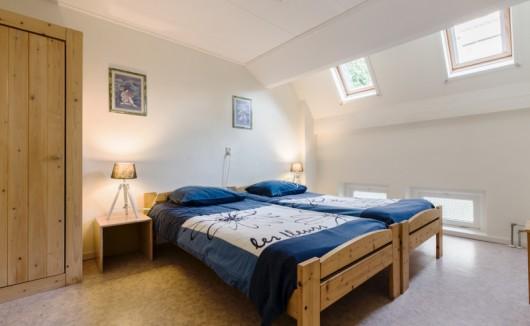 Diamant slaapkamer 2 - foto: Remco Bosshard