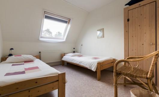 Diamant slaapkamer 3 - foto: Remco Bosshard