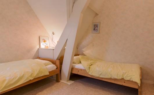 Granaat slaapkamer 1 - foto: Remco Bosshard