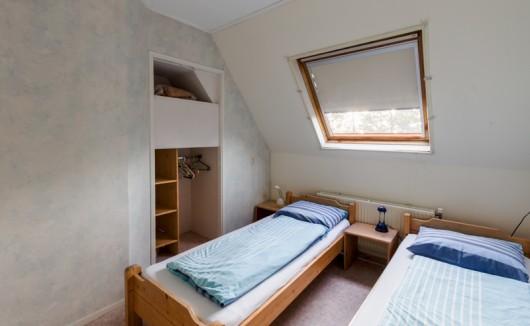 Saffier slaapkamer 2 - foto: Remco Bosshard