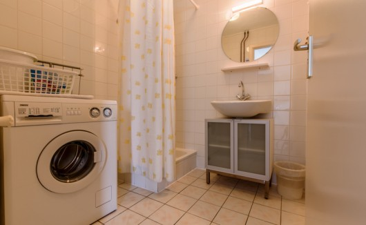 Tijgeroog badkamer - foto: Remco Bosshard