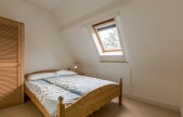 Turkoois slaapkamer 2 - foto: Remco Bosshard
