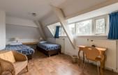Turkoois slaapkamer 3 - foto: Remco Bosshard